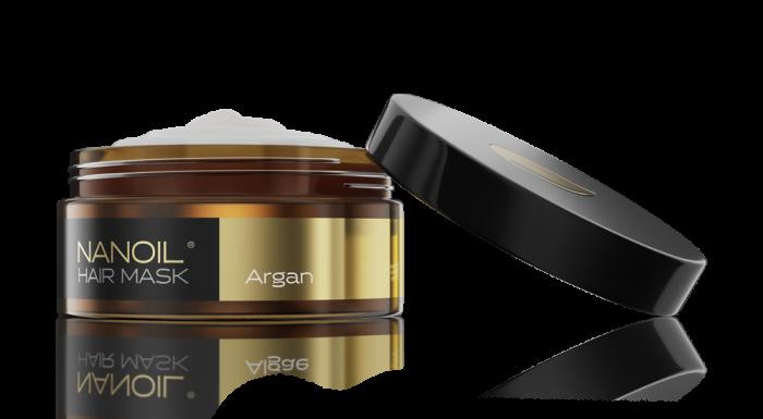 Nanoil - Kraft des Arganöls